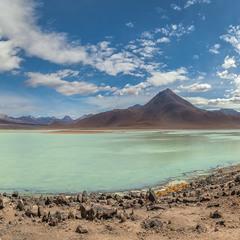 Высокогорные озера Боливии!!!