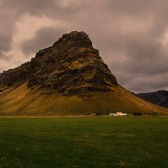 Вечерело... Исландия!