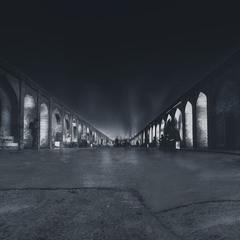 Вечерний Исфахан...Иран!
