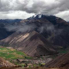 Посреди больших гор...Перу!