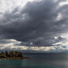 """""""Мышиный"""" остров.Корфу.Греция!"""