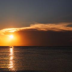 """""""Рыбак и море""""...Рассветная..."""