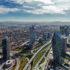 Стамбул...