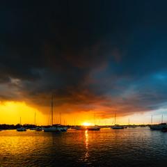 Закатная... о.Маврикий!