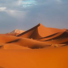 Затерявшийся в пустыне... Марокко!