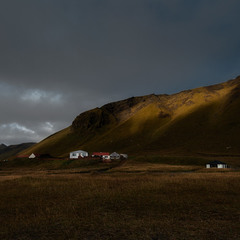 """""""Налетели"""" тучки...Исландские зарисовки!"""