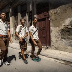 Улочками старой Гаваны...Куба!