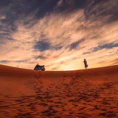 """""""Маршрутное"""" такси...Сахара...Марокко!"""