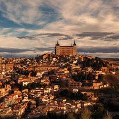 Вечерний Толедо... Испания!