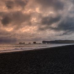 Надвигается шторм...Исландия!