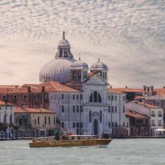 Вечерняя прогулка по Венеции!