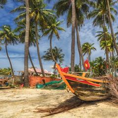 Рыбацкая деревушка...Вьетнам!