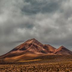 Путешествуя по Боливии...4800м над уровнем моря.