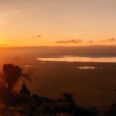 Рассветная...Танзания!