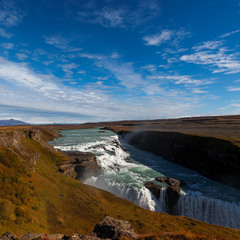 Исландия! Три стихии - земля,воздух и вода!