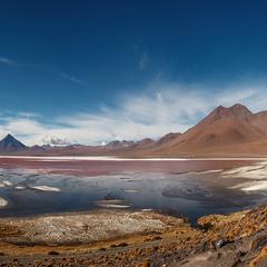 """""""Марсианская"""" Боливия! 4400м над уровнем моря..."""