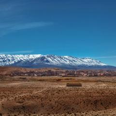Атласские горы...Марокко!
