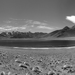 Солевое озеро Лагуна Верде! Боливия!