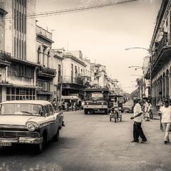 Это Куба...детка! Гуляя по старой Гаване.