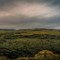 """""""Марсианская"""" Исландия..."""