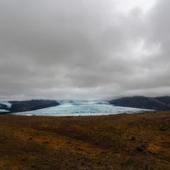 Дорогою к леднику... Исландия!!!