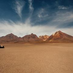 Каменное дерево Арболь де Пьедра (Á rbol de Piedra)... Боливия!