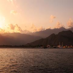 Утро в Омане...