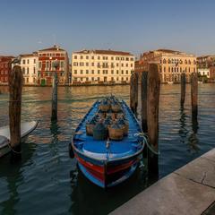 Венецианское утро...