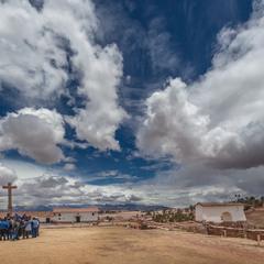Собрание под открытым небом...Перу!