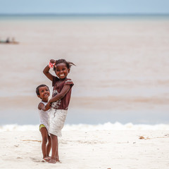 Детские радости... Мадагаскар!