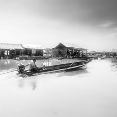 Камбоджа... путешествуя по реке Меконг!