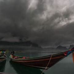 Озеро Чео Лан – одно из самых красивых мест в Таиланде...