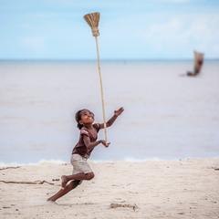 Детские забавы... Мадагаскар!