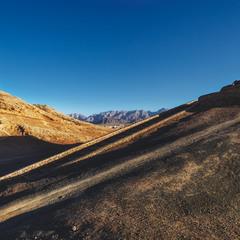 Вечер в Восточно-Иранских горах...