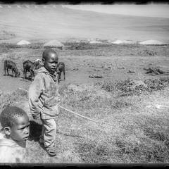 Дети и Танзания!