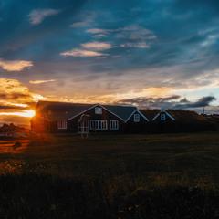 Утренняя... путешествуя по Исландии!!!