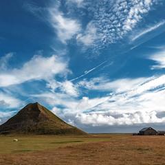 Исландская ферма...
