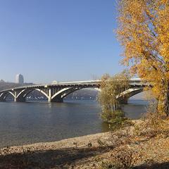 Осень в Киеве