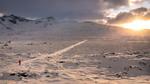 На пути к зимнему солнцу