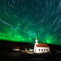 Зеленые сны старой церкви