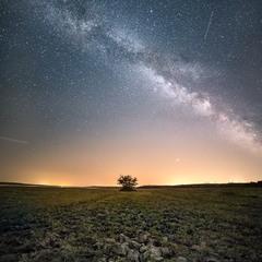 Ночь на планете Куяльник
