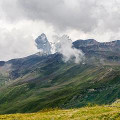 Легендарна гора Ушба