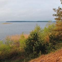 """Озеро Люб""""язь"""