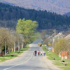 Весна в долині Ужа