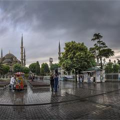 Стамбул. Первое впечатление