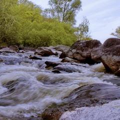 Стрімкі води Гірського Тікича