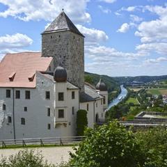 Замок Прунн (Prunn), Бавария