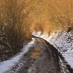 Весенняя зима