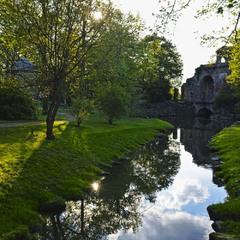 Дворцовый парк в Шветцингене 3
