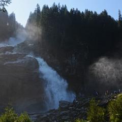 Водопады Криммль 2